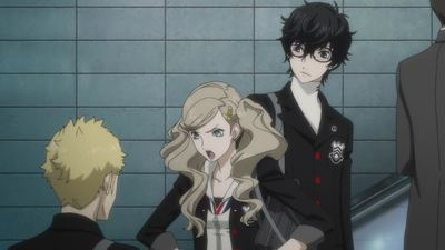 Persona 5 Screenshot - 1177850