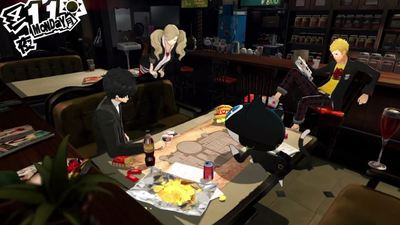 Persona 5 Screenshot - 1177870