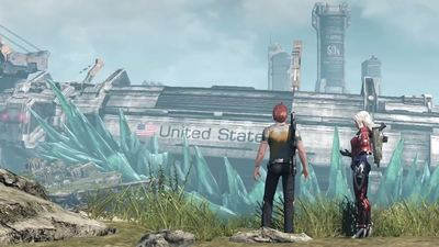 Xenoblade Chronicles Screenshot - 1177976