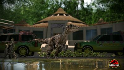 Jurassic Park Screenshot - 1178028