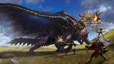 Monster Hunter 4 Ultimate Screenshot - Monster Hunter 4 Ultimate