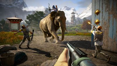 Far Cry 4 Screenshot - 1178132