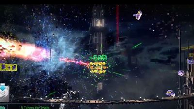 Resogun Screenshot - 1178177