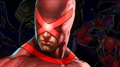 Marvel Puzzle Quest Screenshot - cyclops marvel puzzle quest