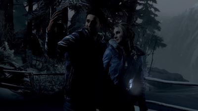 Until Dawn Screenshot - 1178284