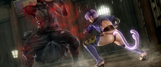 Dead or Alive 5: Last Round - Feature