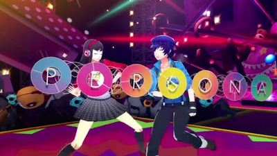 Persona 4: Dancing All Night Screenshot - 1178428