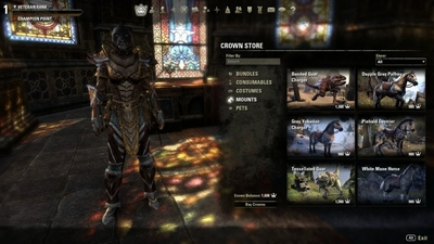 The Elder Scrolls Online Screenshot - 1178440