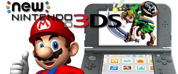 New Nintendo 3DS XL Screenshot - 1178450