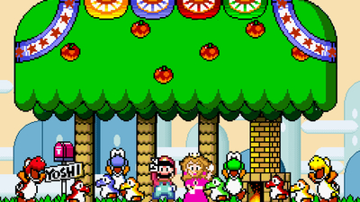 Super Mario World Screenshot - 1178459