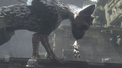 The Last Guardian Screenshot - 1178525