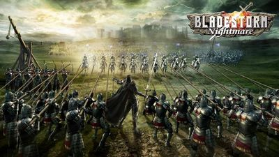 Bladestorm Nightmare Screenshot - Bladestorm Nightmare