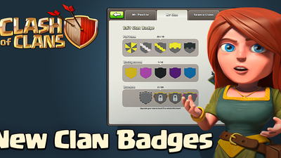 Clash of Clans - Clan Badges
