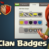 Clash of Clans Screenshot - Clash of Clans - Clan Badges