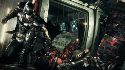 Batman: Arkham Knight Screenshot - 1178767