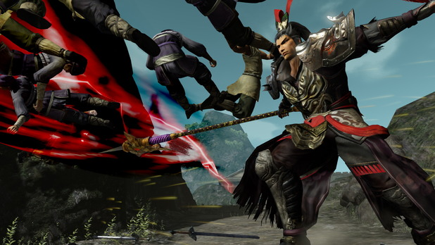 Dynasty Warriors 8 Empires - Feature