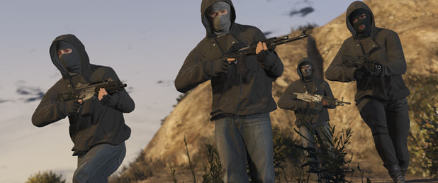 Grand Theft Auto V Screenshot - 1178784