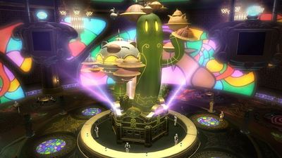 Final Fantasy XIV: A Realm Reborn Screenshot - Gold Saucer