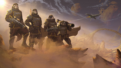 Screenshot - Helldivers
