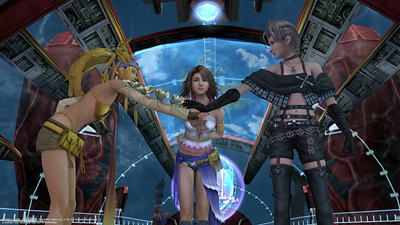 Final Fantasy X & X-2 Remaster Screenshot - 1179137