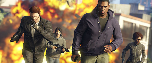 Grand Theft Auto V Screenshot - 1179175