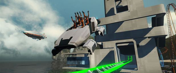 ScreamRide Screenshot - 1179183
