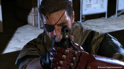 Metal Gear Solid V: The Phantom Pain Screenshot - 1179185