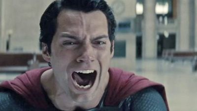 TV & Movie News Screenshot - man of steel