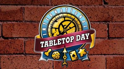 Gaming Culture Screenshot - tabletop day 2015