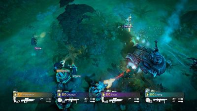 Helldivers Screenshot - 1179302