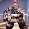 Overwatch Screenshot - Zarya
