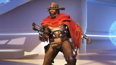 Overwatch Screenshot - McCree