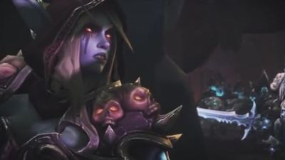 Heroes of the Storm Screenshot - Sylvanas
