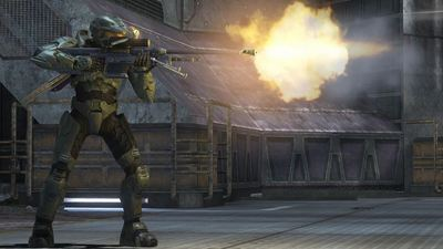 Halo 4 Screenshot - halo sniper