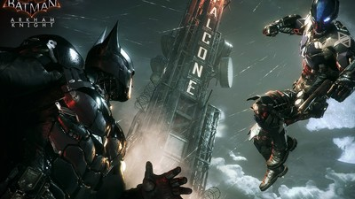 Batman: Arkham Knight Screenshot - 1179436