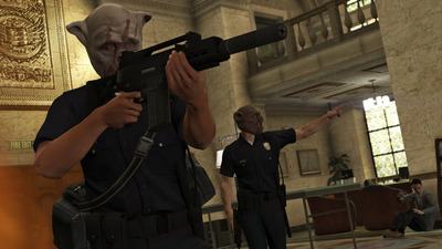 Grand Theft Auto V Screenshot - 1179438