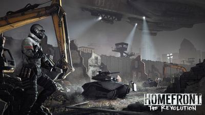 Homefront: The Revolution Screenshot - 1179608