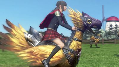 Final Fantasy Type-0 HD Screenshot - 1179652