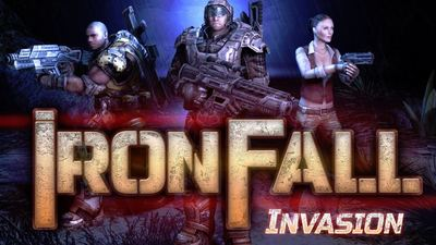 IronFall: Invasion Screenshot - IronFall: Invasion