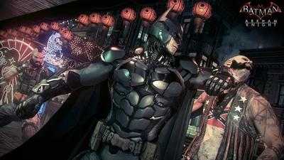 Batman: Arkham Knight Screenshot - 1179669
