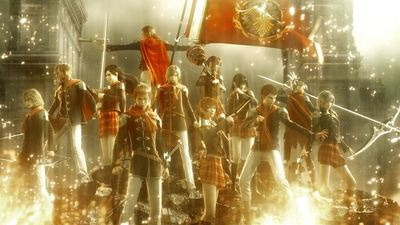 Final Fantasy Type-0 HD Screenshot - Final Fantasy Type-0 HD