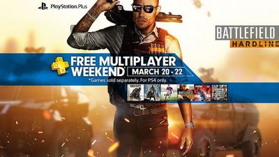 PlayStation 4 (console) Screenshot - ps4 free multiplayer weekend