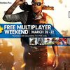 ps4 free multiplayer weekend