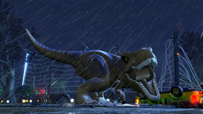 LEGO Jurassic World Screenshot - 1179760