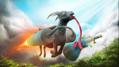 Goat Simulator Screenshot - 1179822