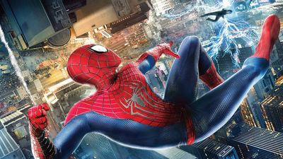 TV & Movie News Screenshot - the amazing spider-man 2