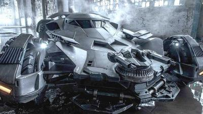 TV & Movie News Screenshot - new batmobile