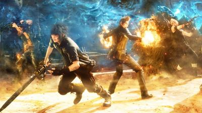 Final Fantasy XV Screenshot - Final Fantasy 15