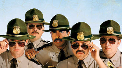 TV & Movie News Screenshot - super troopers
