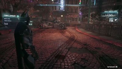 Batman: Arkham Knight Screenshot - 1180084